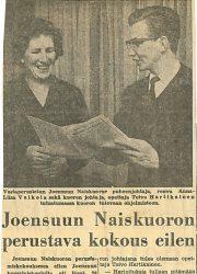 Karjalainen 11.1.1966